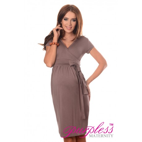 Cocktail Dress 5416 Cappuccino