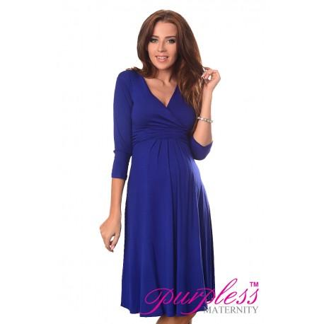 Formal Dress 4400 Blue