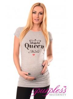 Queen Mum Top 2009 Gray