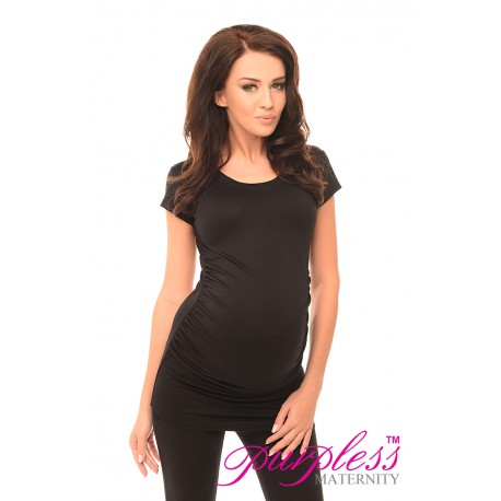 Pregnancy T-Shirt 5025 Black
