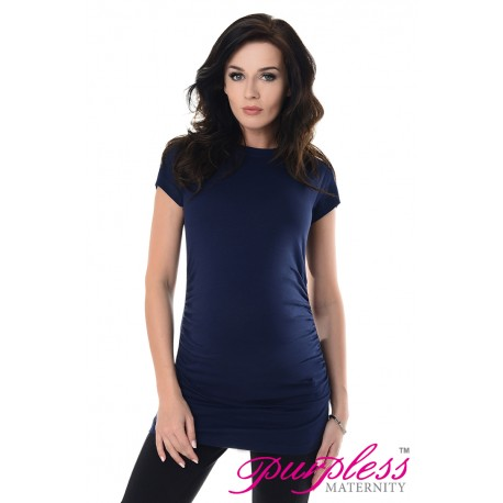 Pregnancy T-Shirt 5025 Navy