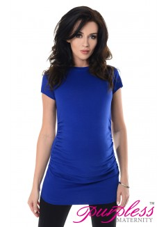 Pregnancy T-Shirt 5025 Royal Blue