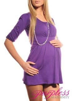 Tunic Scoop Neck 5006 Violet