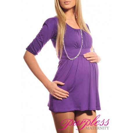 Tunic Scoop Neck 5006 Violet