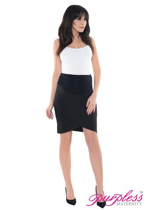 Formal Tulip Skirt 1512 Black