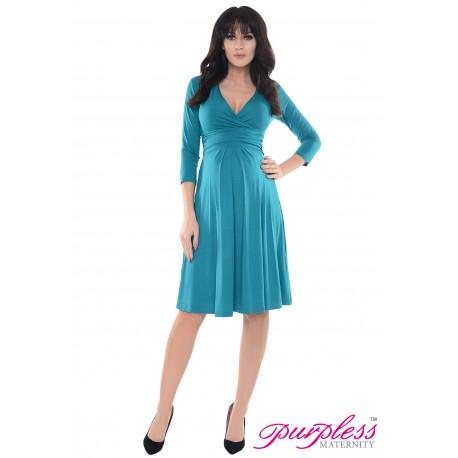 Formal Dress 4400 Dark Turquoise