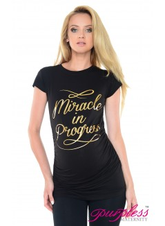Miracle In Progress Top 2012 Black