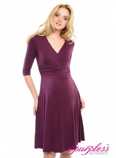 Formal Dress 4400 Plum