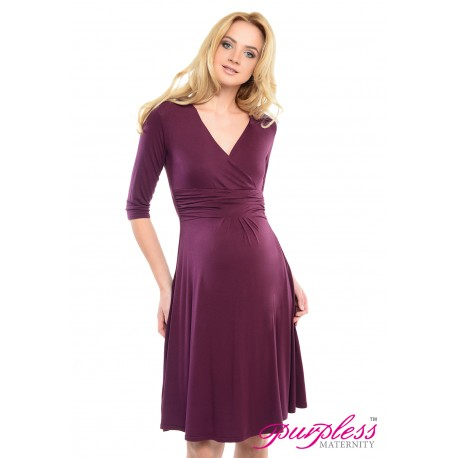 Formal Dress 4400 Plum