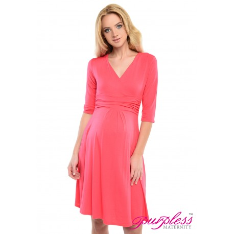 Formal Dress 4400 Raspberry