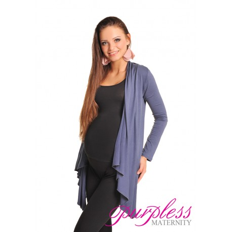 Waterfall Cardigan 4008 Graphite