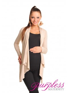Waterfall Cardigan 4008 Beige