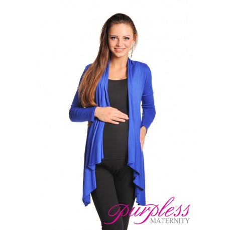 Waterfall Cardigan 4008 Royal Blue