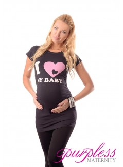 Love Baby Top 2005 Black