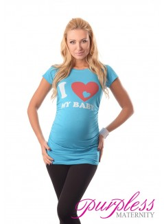 Love Baby Top 2005 Sky Blue