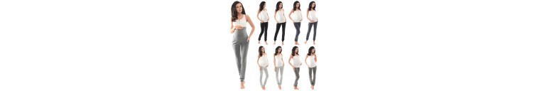 1307 Over Bump Pregnancy Trousers