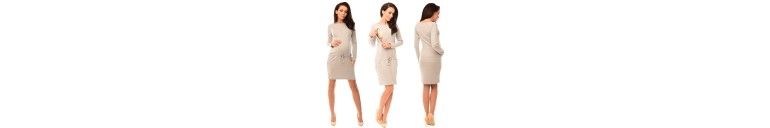 6204 Pregnancy and Nursing Dress