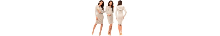 6211 Pregnancy and Nursing Dress