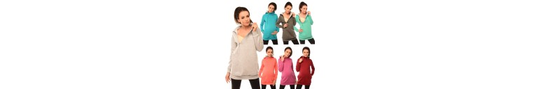 9052 Pregnancy and Nursing Hoodie
