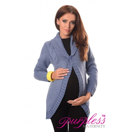 Maternity Cardigan 9004 Jeans