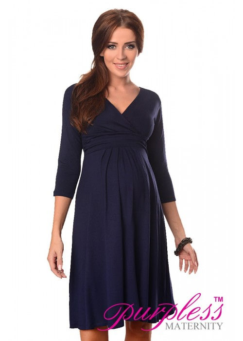 Formal Dress 4400 Navy