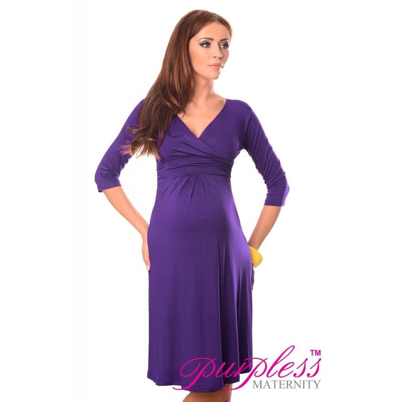 Maternity Formal Dress 4400
