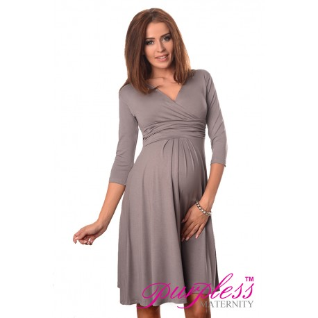 Formal Dress 4400 Gray