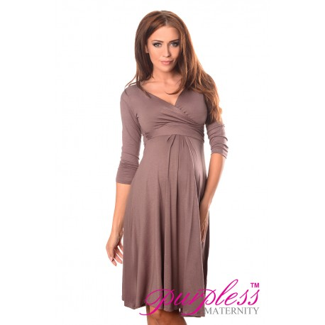 Formal Dress 4400 Cappuccino