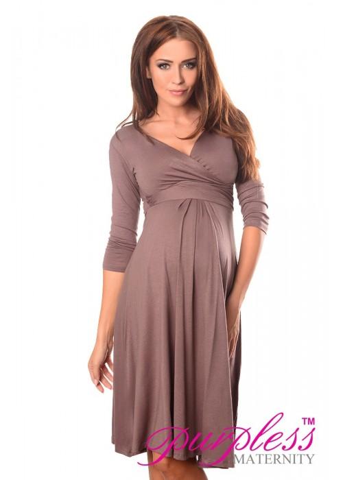 Formal Dress 4400 Cappuccino