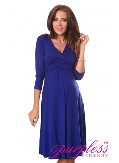 Formal Dress 4400 Blue