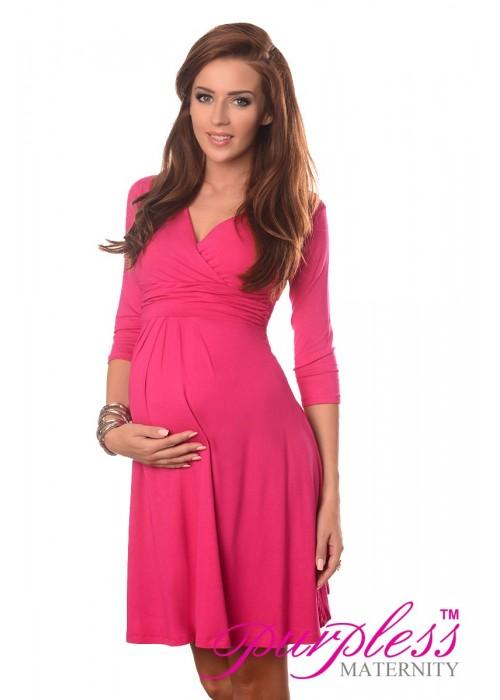 Formal Dress 4400 Hot Pink