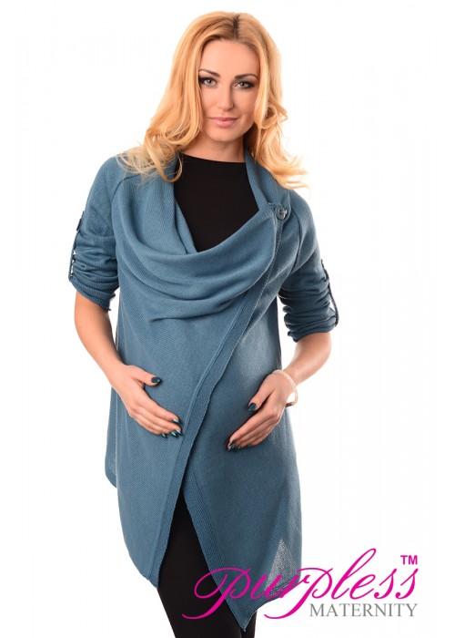 Pregnancy and Nursing Cardigan 9005 Pistachio