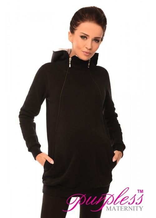 Pregnancy and Nursing Hoodie 9052
