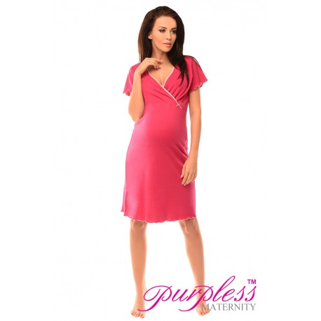Pregnancy and Nursing Nightdress 1055n