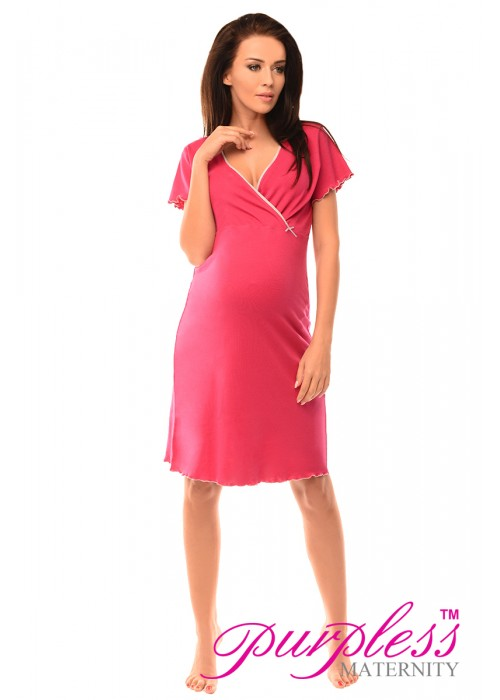 Pregnancy and Nursing Nightdress 1055n