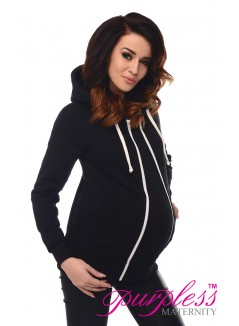 3in1 Removable Insert Sweatshirt 9053 Black