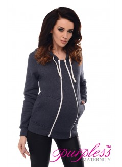 3in1 Removable Insert Sweatshirt 9053 Navy Melange