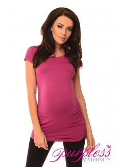 Top T-Shirt 5010 Dark Pink