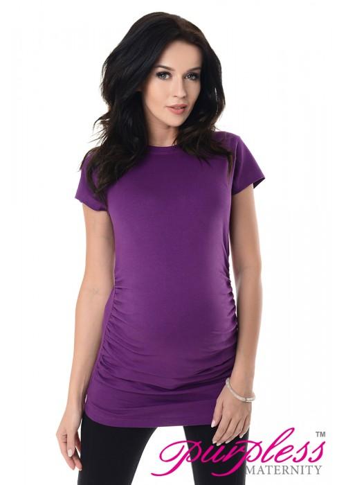 Pregnancy T-Shirt 5025 Violet