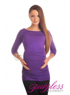 Tunic Scoop Neck 6030 Violet