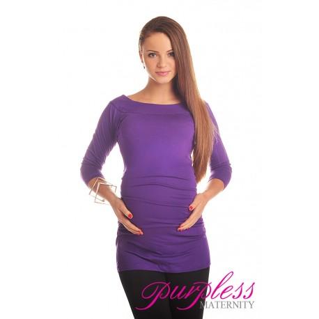 Tunic Scoop Neck 6030 Violet