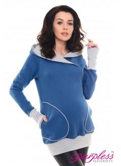 2in1 Nursing Hoodie 9056 Jeans