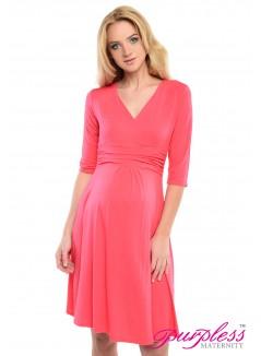 Formal Dress 4400 Raspberry