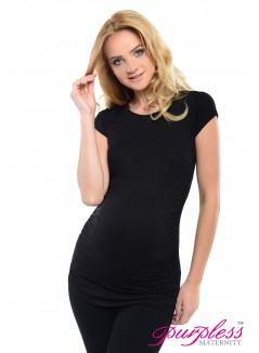 Top T-Shirt D5010 Black