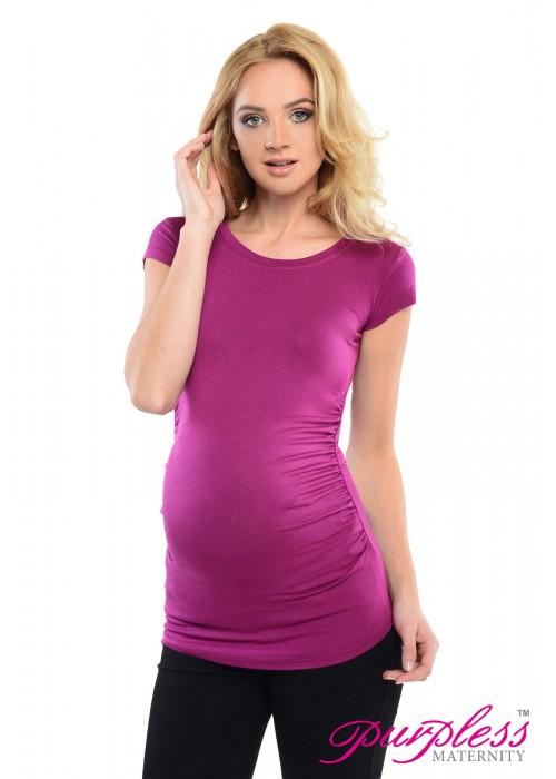 Top T-Shirt D5010 Dark Pink