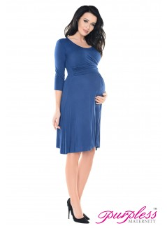 2in1 Pregnancy and Nursing Skater Dress 7240 Jeans