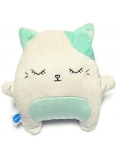 HUSHABLES - Green Cat