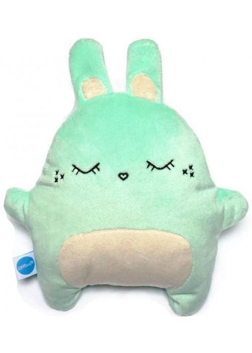 HUSHABLES - Green Rabbit