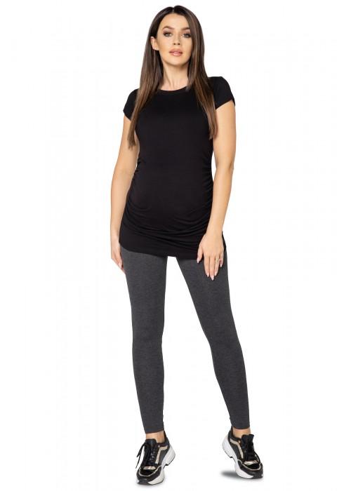 Pregnancy Leggings 1025 Graphite Melange