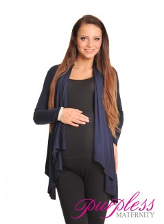 Waterfall Cardigan 4008 Navy